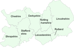 north-central-england